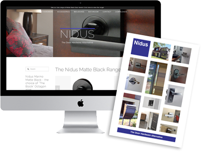 Browse the Nidus range