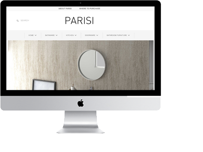 Browse the Parisi range